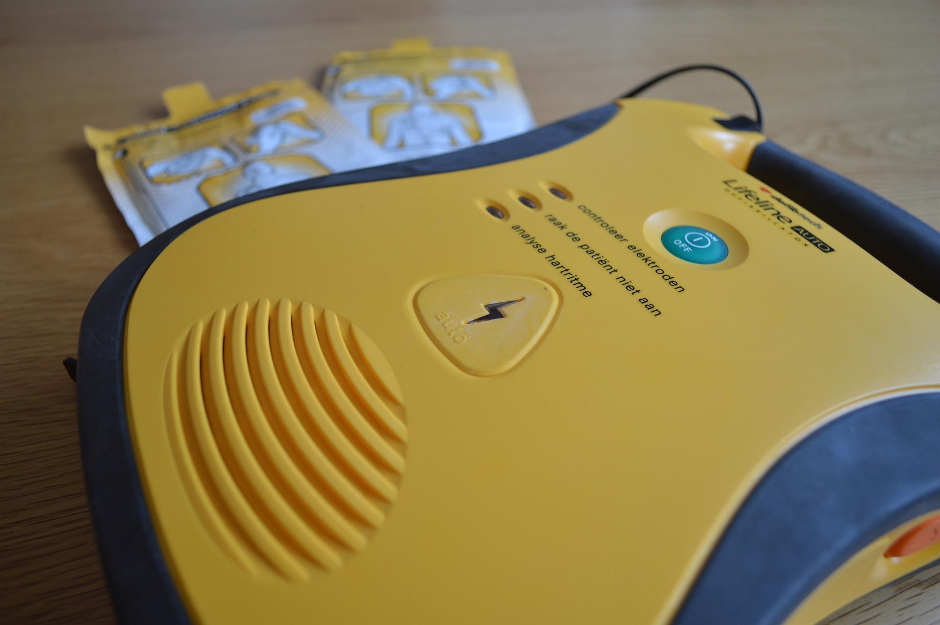 Workshop Reanimatie en AED