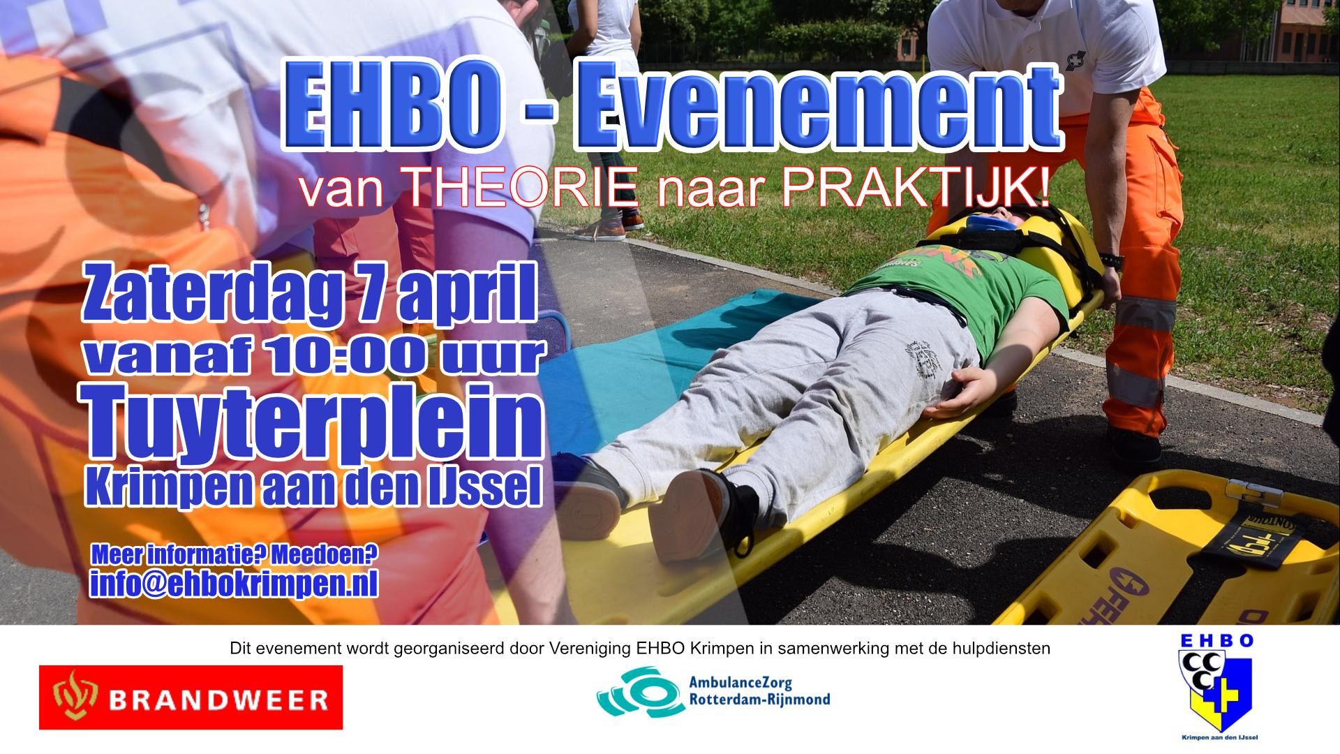 EHBO - Evenement